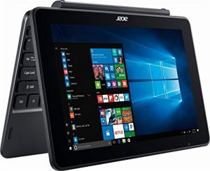 Acer One 10.1 Inch Detachable 2 in 1 Touchscreen Laptop (New)